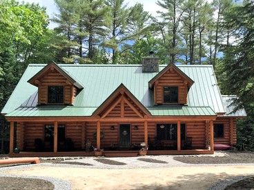 Romantic Log Cabins with Hot Tubs | East Coast | Glamping Hub