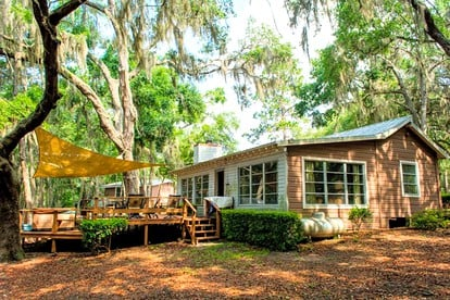 Super Pet Friendly Cabins Florida Dog Friendly Vacation Rentals Interior Design Ideas Philsoteloinfo