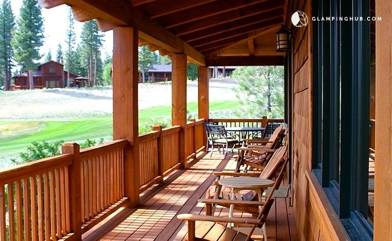 Cabin rental near sacramento for Cabin rentals in nevada