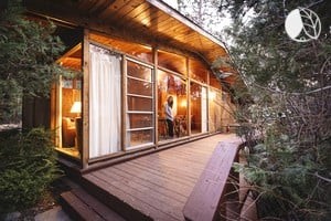 Photo of Spacious Cabins Overlooking Beautiful Fern Valley, California