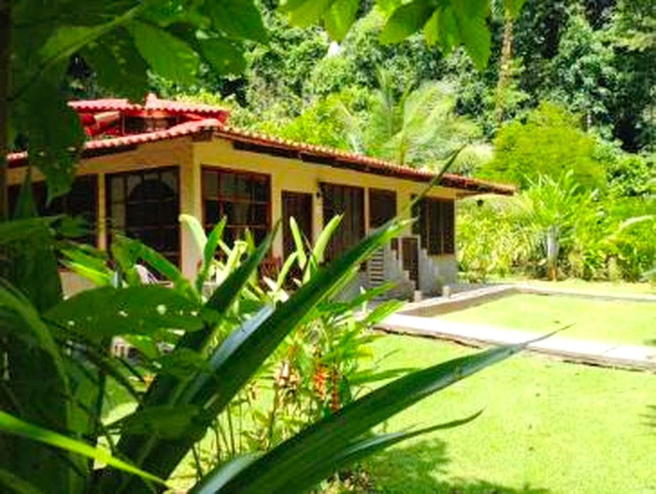 Cottages (Drake Bay, Puntarenas, Costa Rica)
