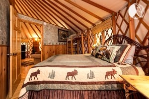 Photo of Spacious Pet-Friendly Yurt in Smith River National Recreation Area, Northern California