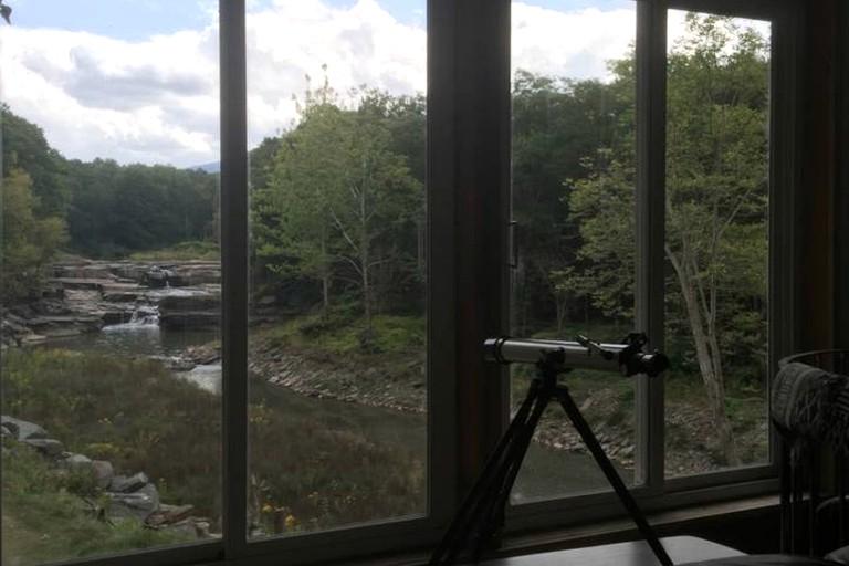 Spacious Rental for Group Vacaton with Waterfall Views near Catskills  Region, New York