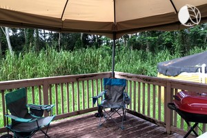 Photo of Spacious Yurt Rental with Wi-Fi near Hawaii Volcanoes National Park