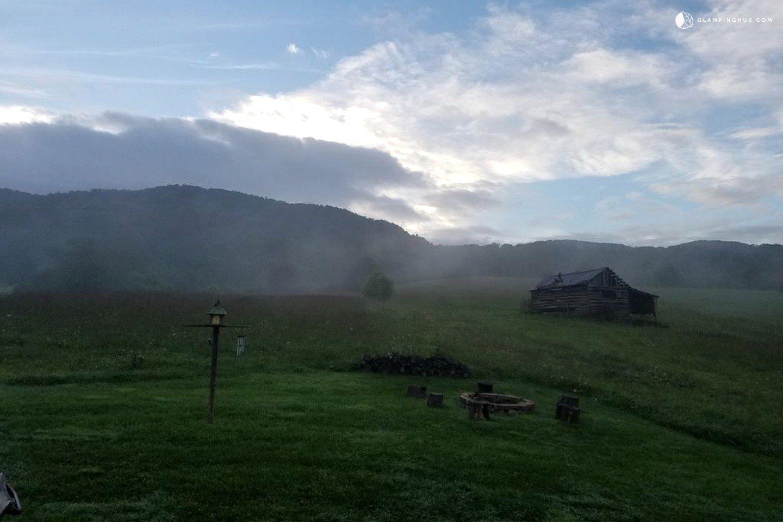 Tranquil Cabin Rental Near Roanoke Virginia