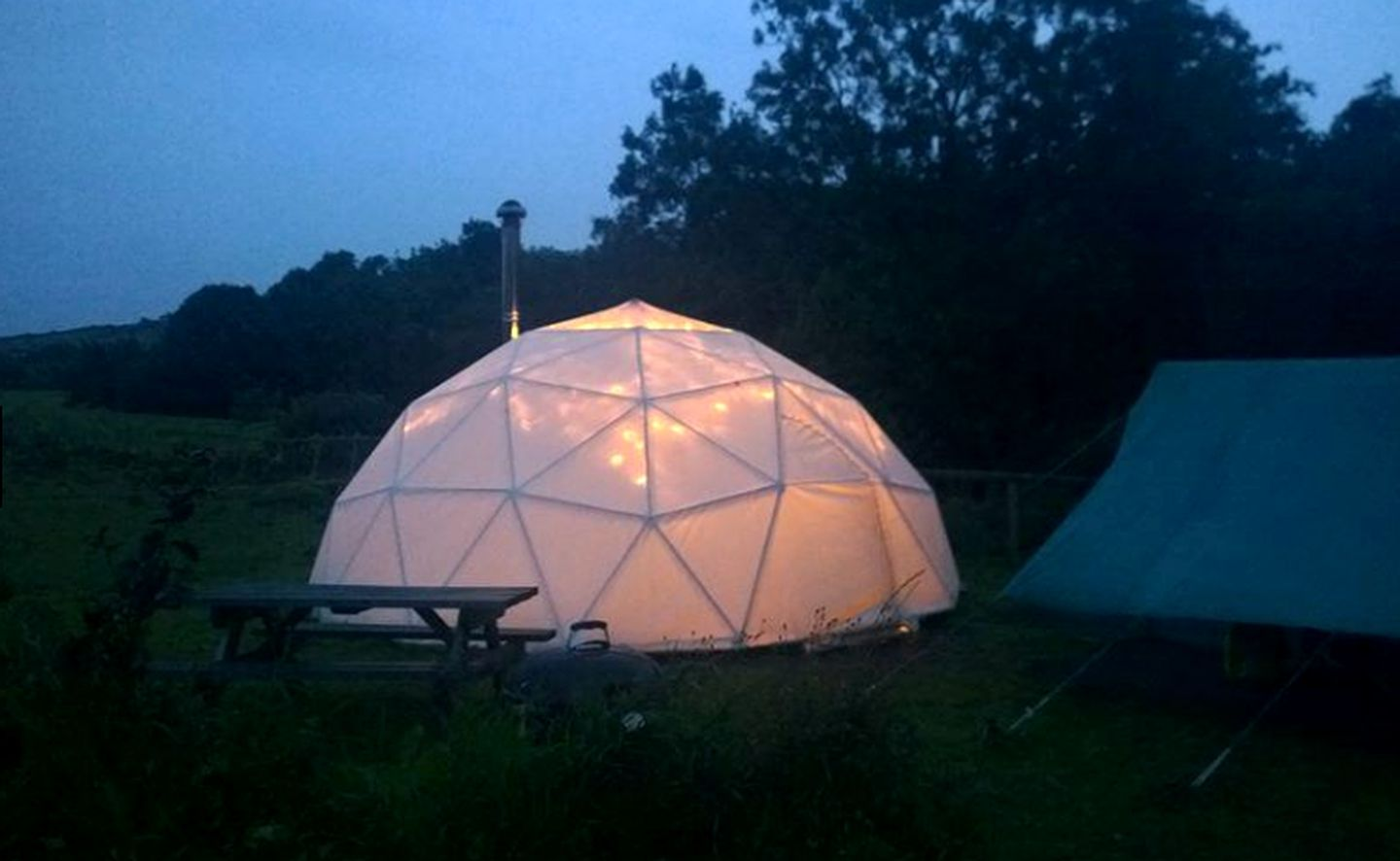 Bubbles & Domes (Harverfordwest, Wales, United Kingdom)