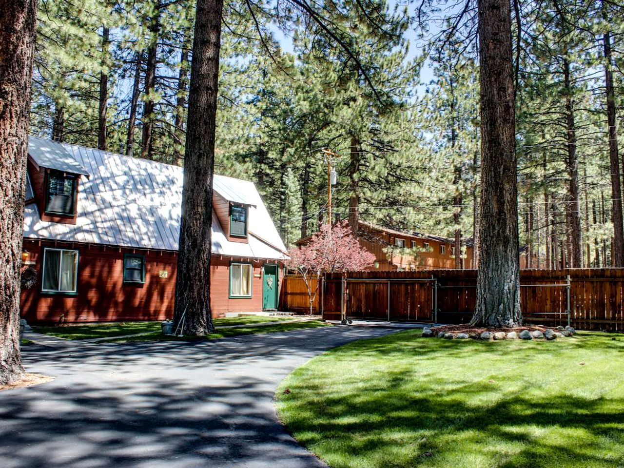 Albergues (South Lake Tahoe, California, Estados Unidos)
