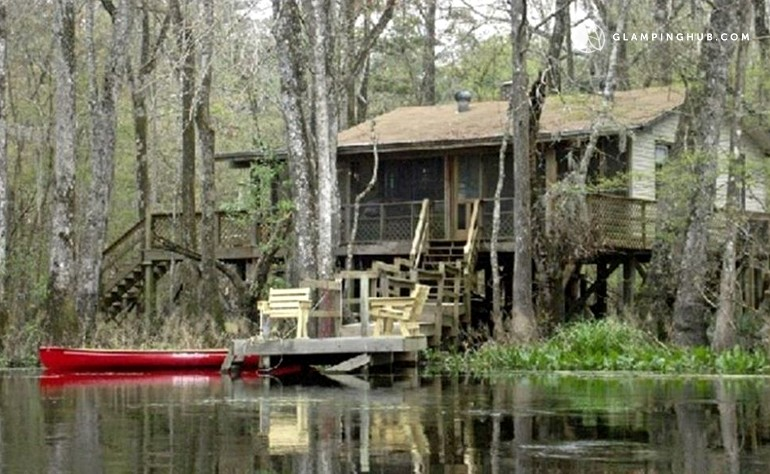 rrc florida lodging rainbow club our cabin rustic the in rentals include cabins rivers