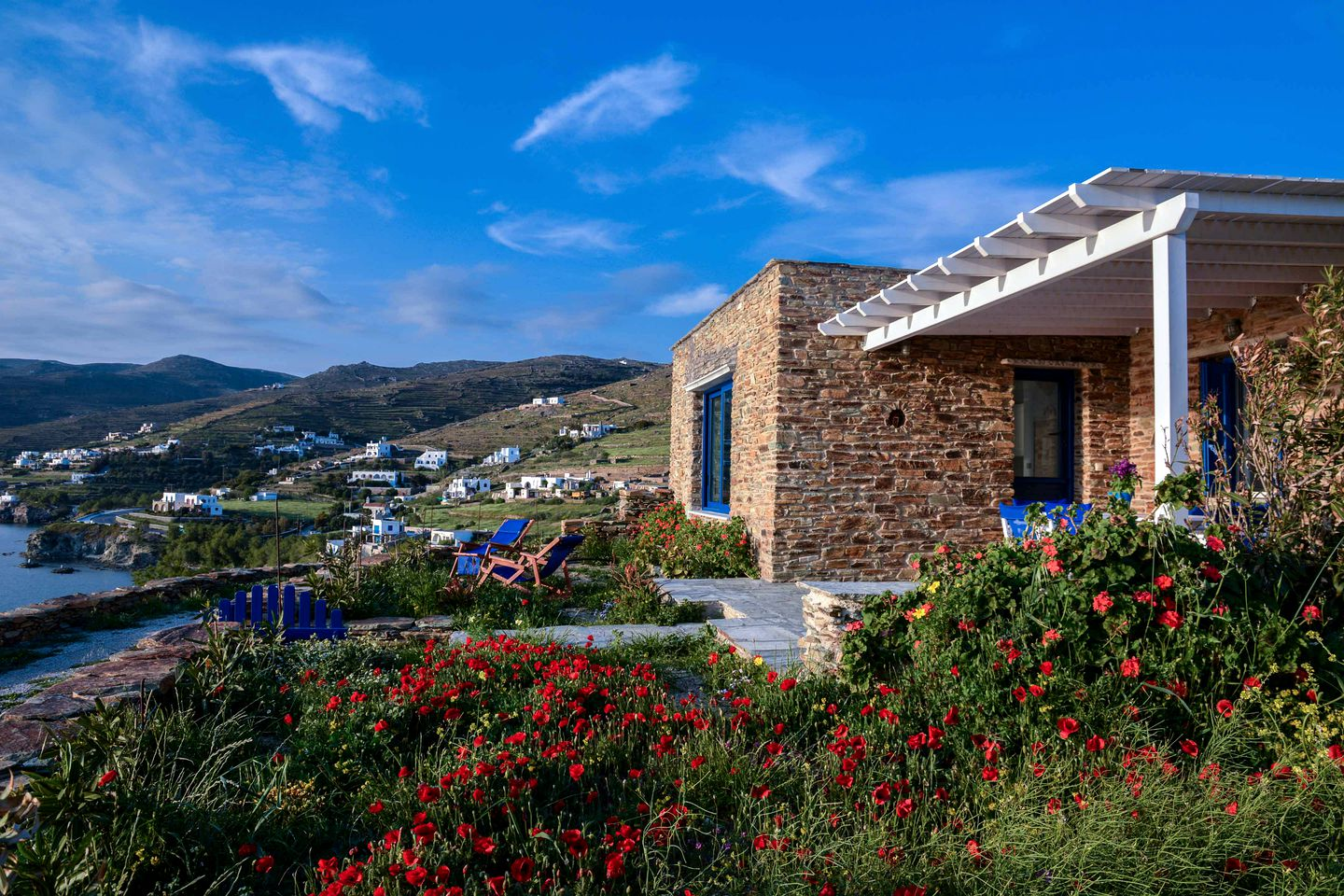Cottages (Tinos, Southern Aegean, Greece)