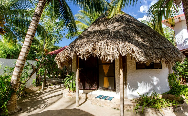 Photo Of Stilted Bungalows On Holbox Beach Mexico