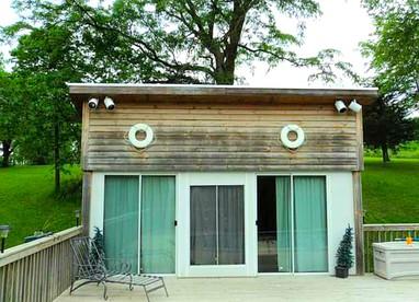 Luxury Cabin Rentals Iowa Glamping Hub