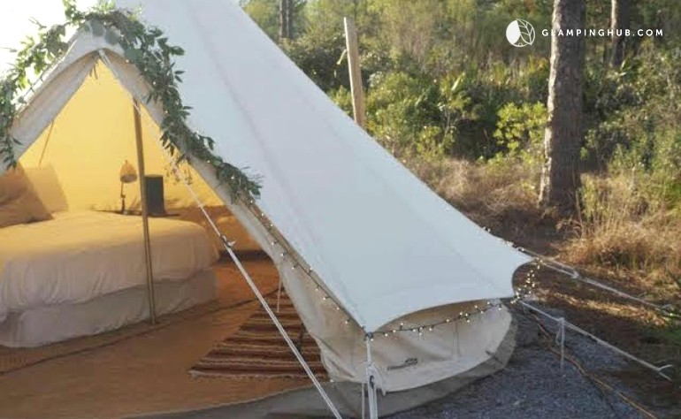 & Bell Tents in Florida