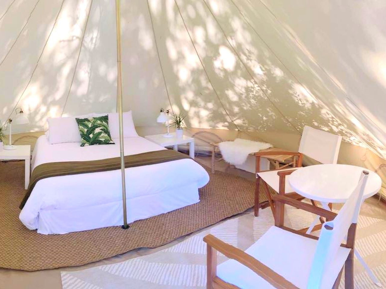 Bell Tents (Santa Rosa Beach, Florida, United States)