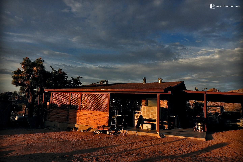 Luxury Camping Near Joshua Tree