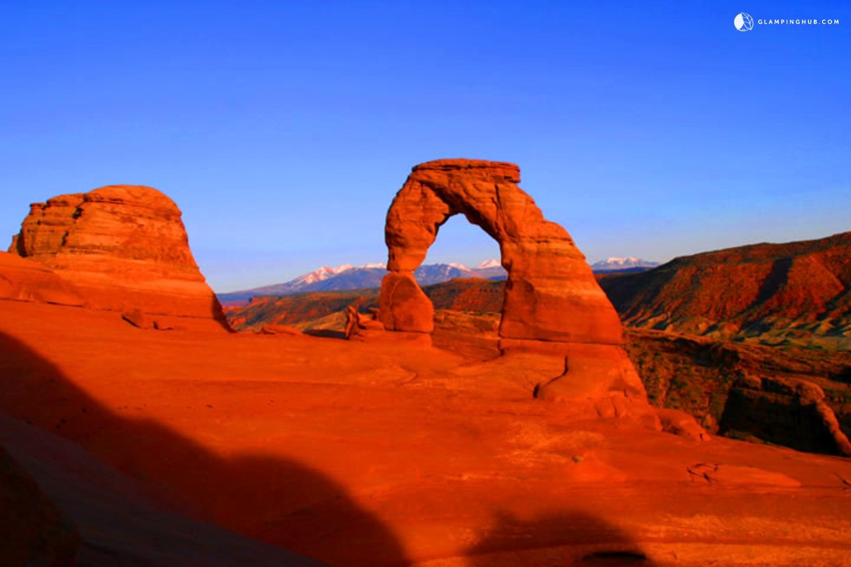 Luxury Cabins Red Rock Cliffs Utah Cabins Red Rock Utah