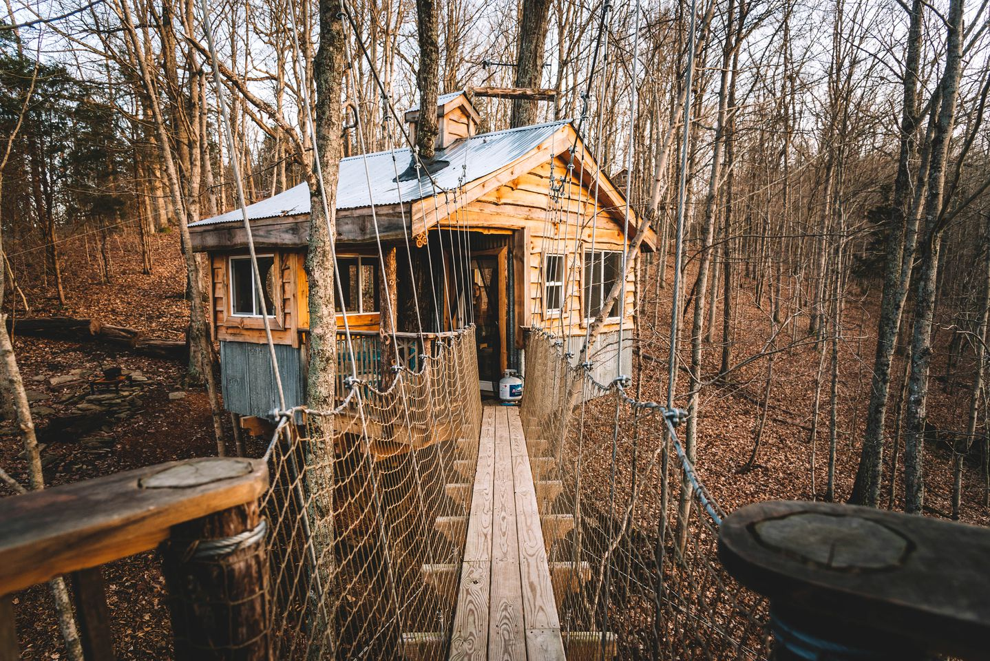 Tree Houses (Germantown, Kentucky, United States)