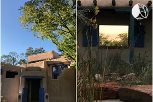 Photo of Stunning Two-Person Casita Rental with Hot Tub near Santa Fe, New Mexico
