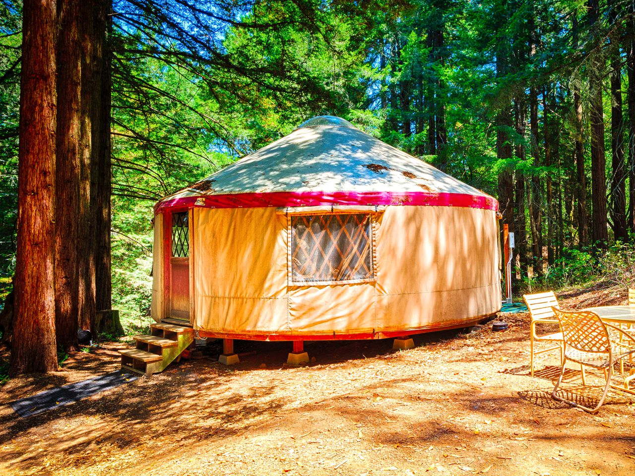 Yurts (Occidental, California, United States)