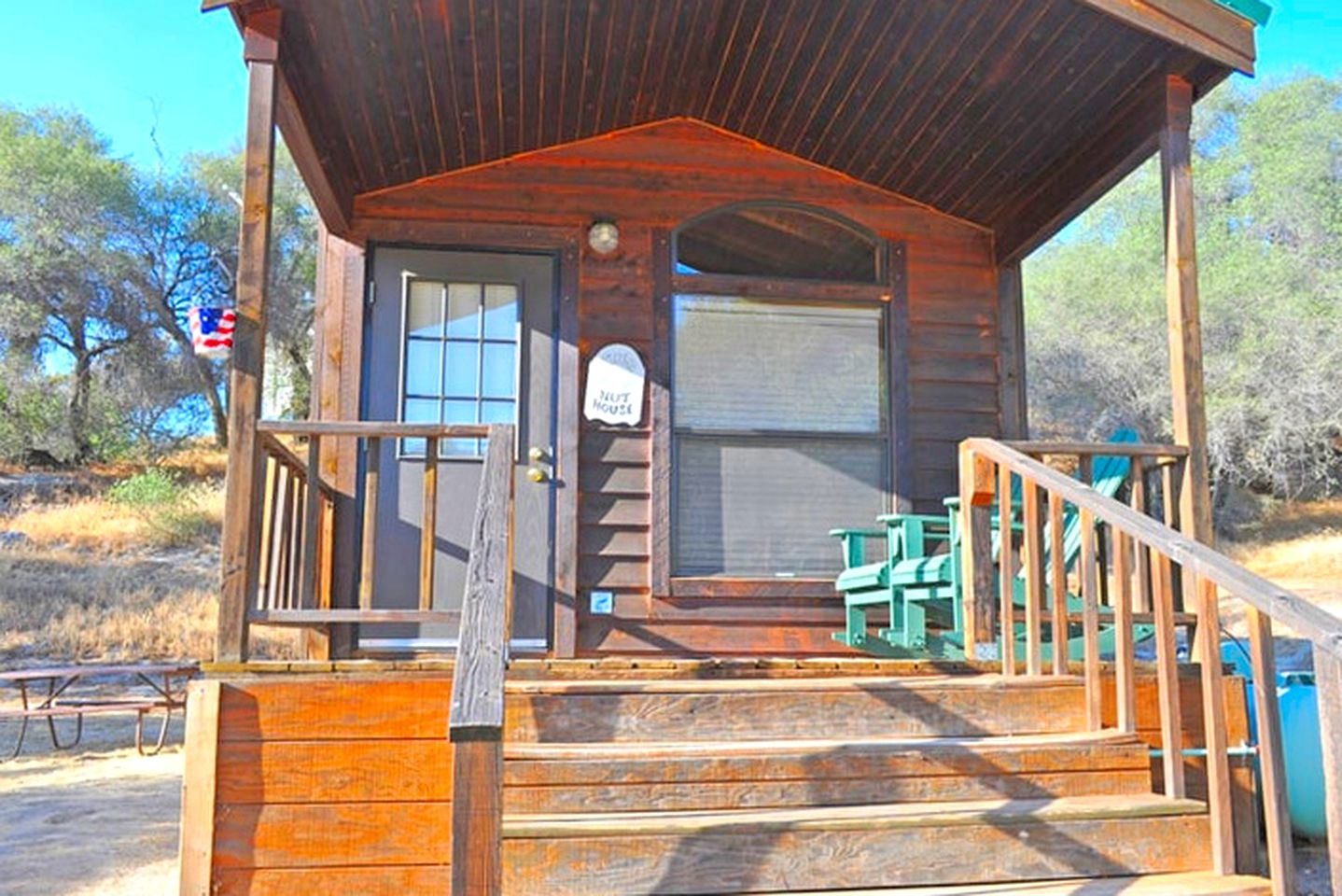 Cabins to Rent  Family Getaways in California
