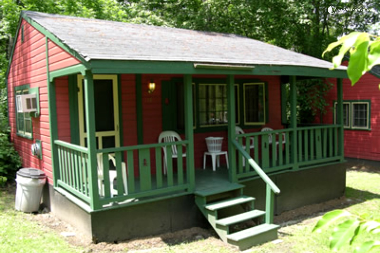 Unique Vacation Cottage Rental near Manchester, New Hampshire