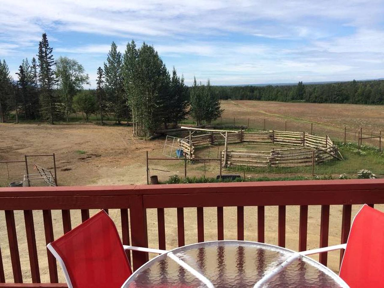 Ranch Vacation Rental Near Anchorage Alaska