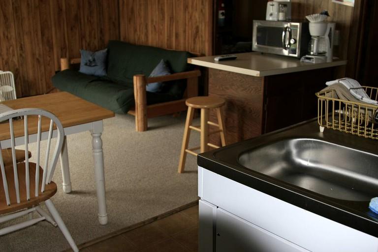 Comfortable Cabin Rental For Fishing Enthusiasts On Oak Island Minnesota