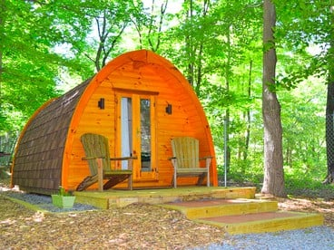 Luxury Camping in Maryland | Glamping Hub