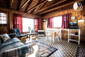 Secluded Accommodations Near Tahquamenon Falls State Park