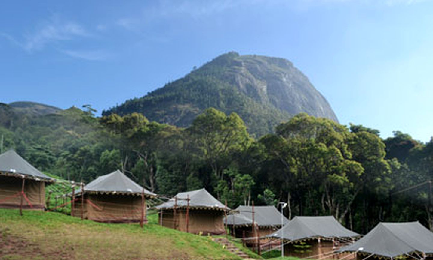 Tented Cabins (Munnar, Kerala, India)