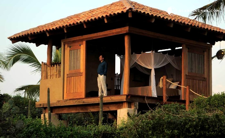 Deluxe Cabins Acapulco Glamping Cabins Mexico Glamping Mexico
