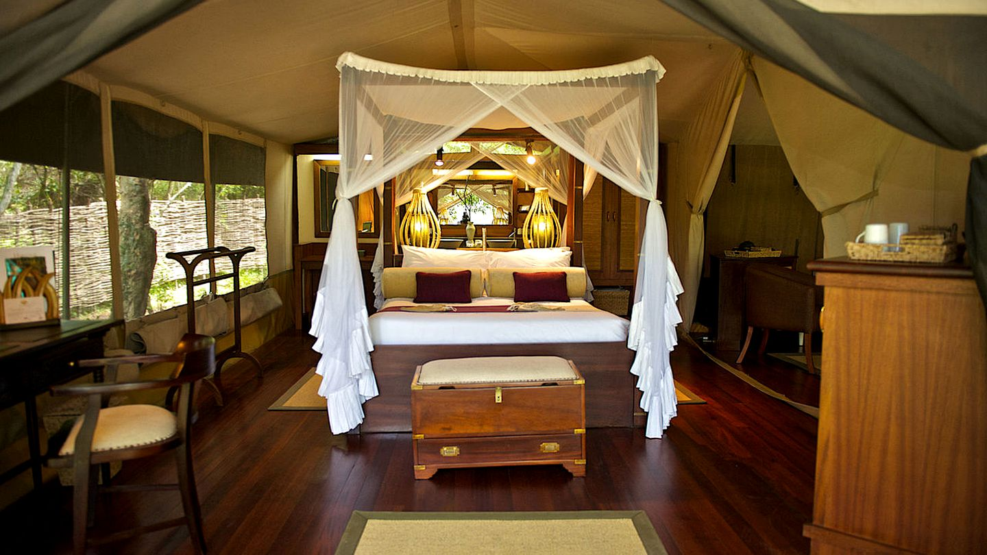 Safari Tents (Talek, Narok, Kenya)
