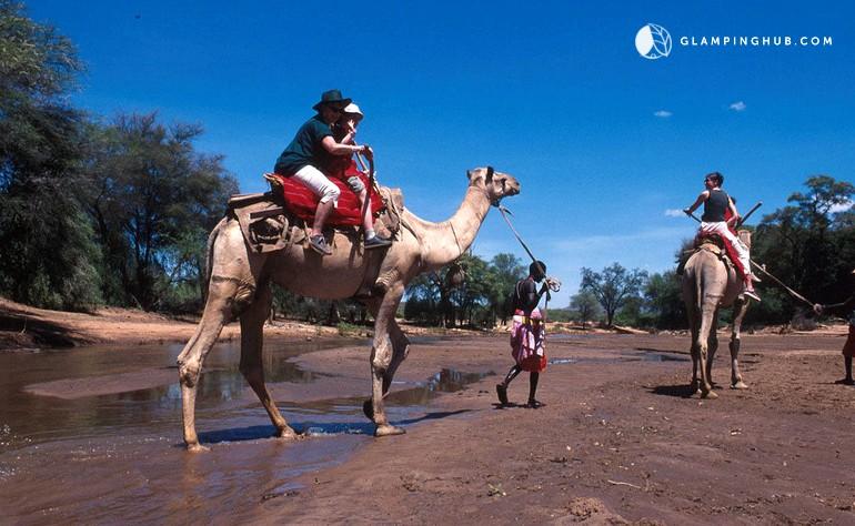 Luxury Tents Samburu Game Reserve, Kenya