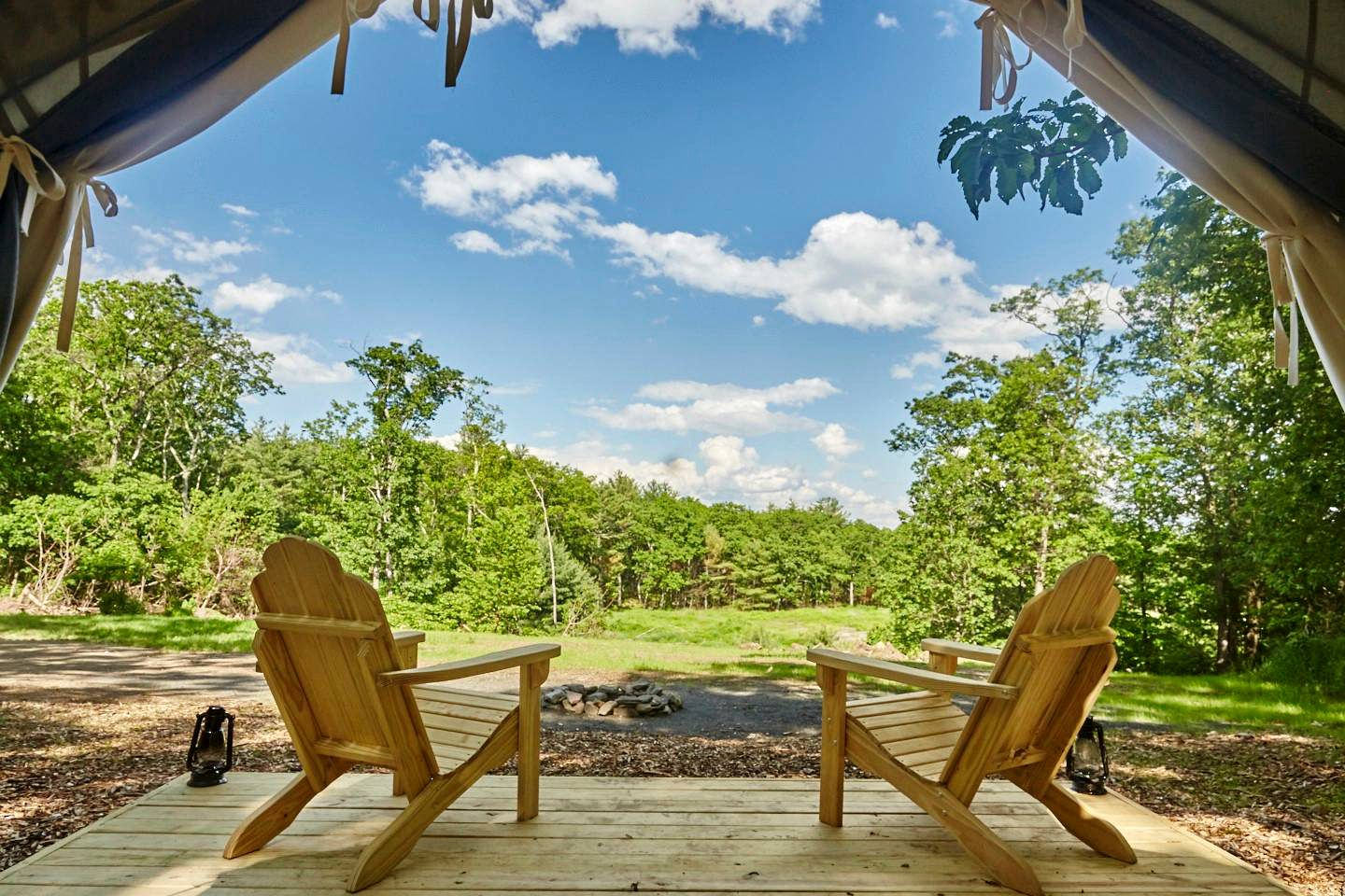 Tented Cabins (Catskill, New York, United States)