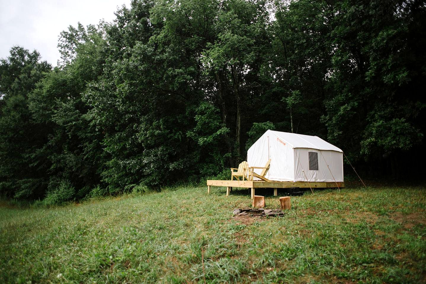 Tented Cabins (Westtown, New York, United States)