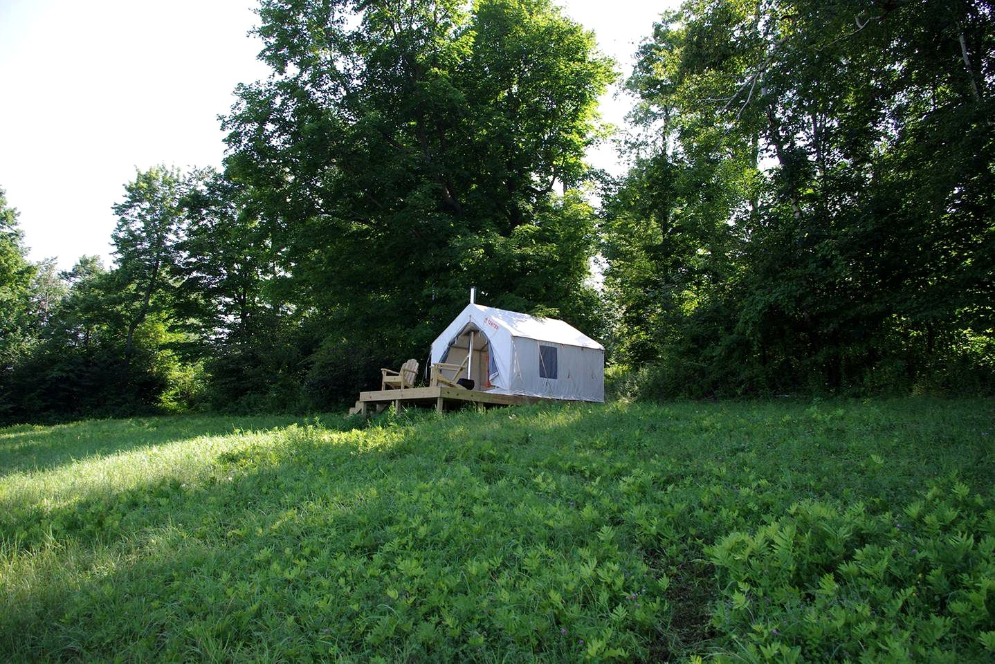 Tented Cabins (Millerton, New York, United States)