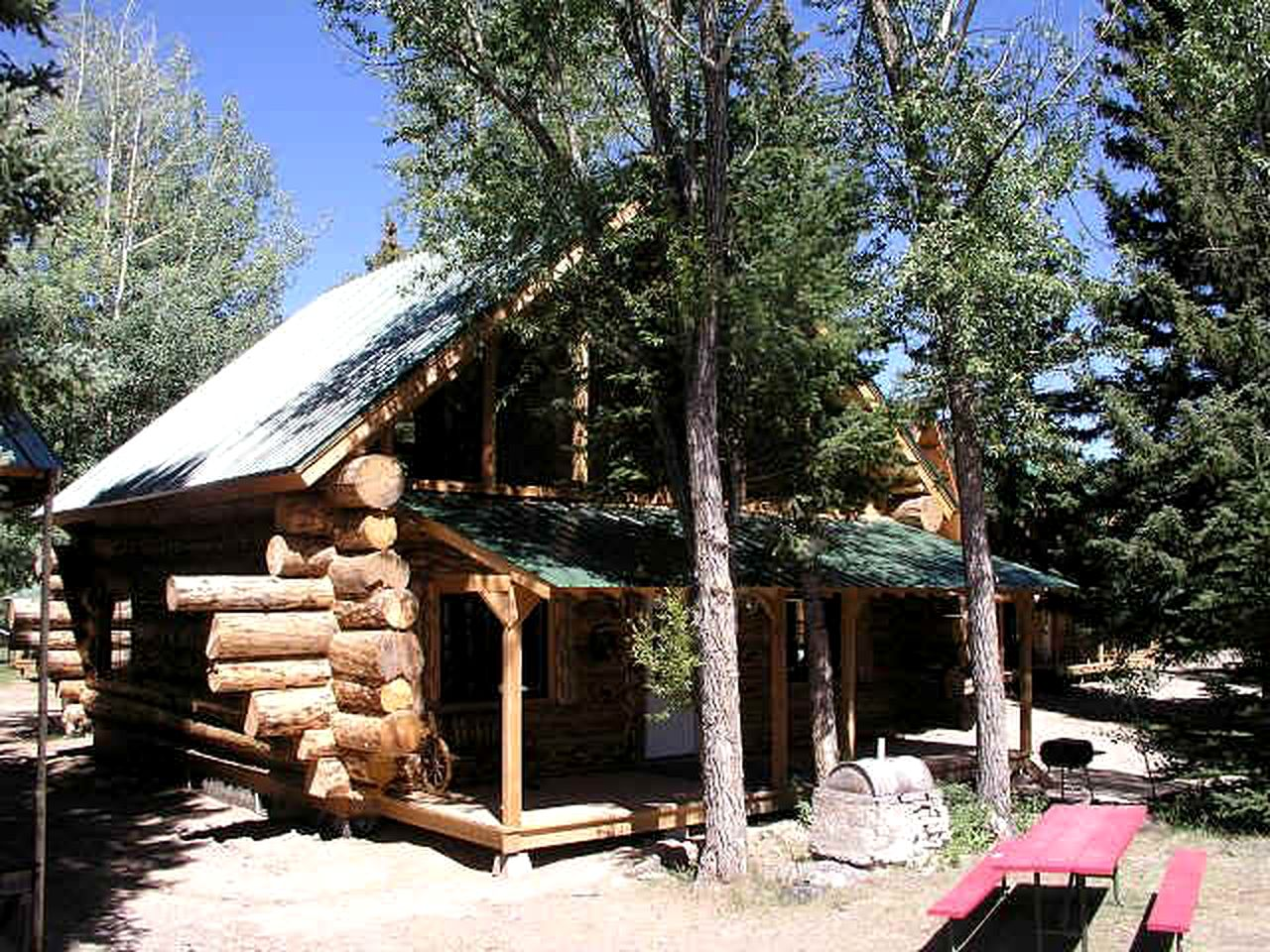 Log Cabins (Lake City, Colorado, United States)