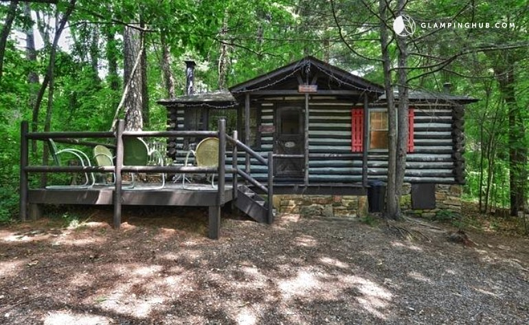 Cabin rental with fireplace in western north carolina for Asheville area cabin rentals