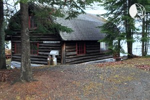 Genial ... Rustic Cabin Rentals With Private Loft Space Near Baxter State Park,  Maine. Add To Wishlist