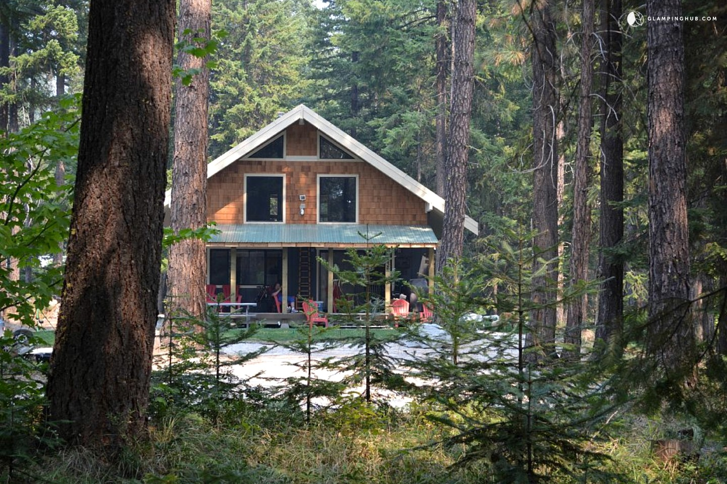 Pet Friendly Cabin Near Leavenworth