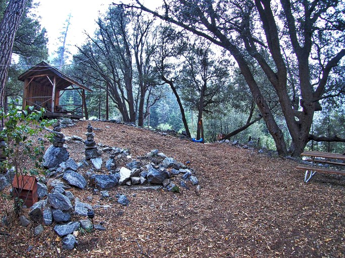 Secluded Cabin Mount Pinos California Los Angeles Trips