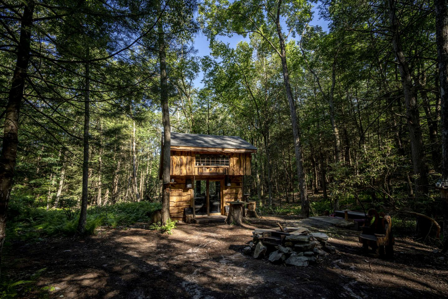 Cabins (Lumberland, New York, United States)