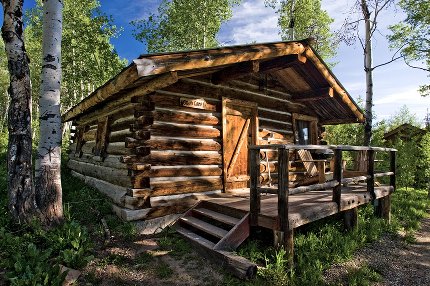 Steamboat, CO camping cabins
