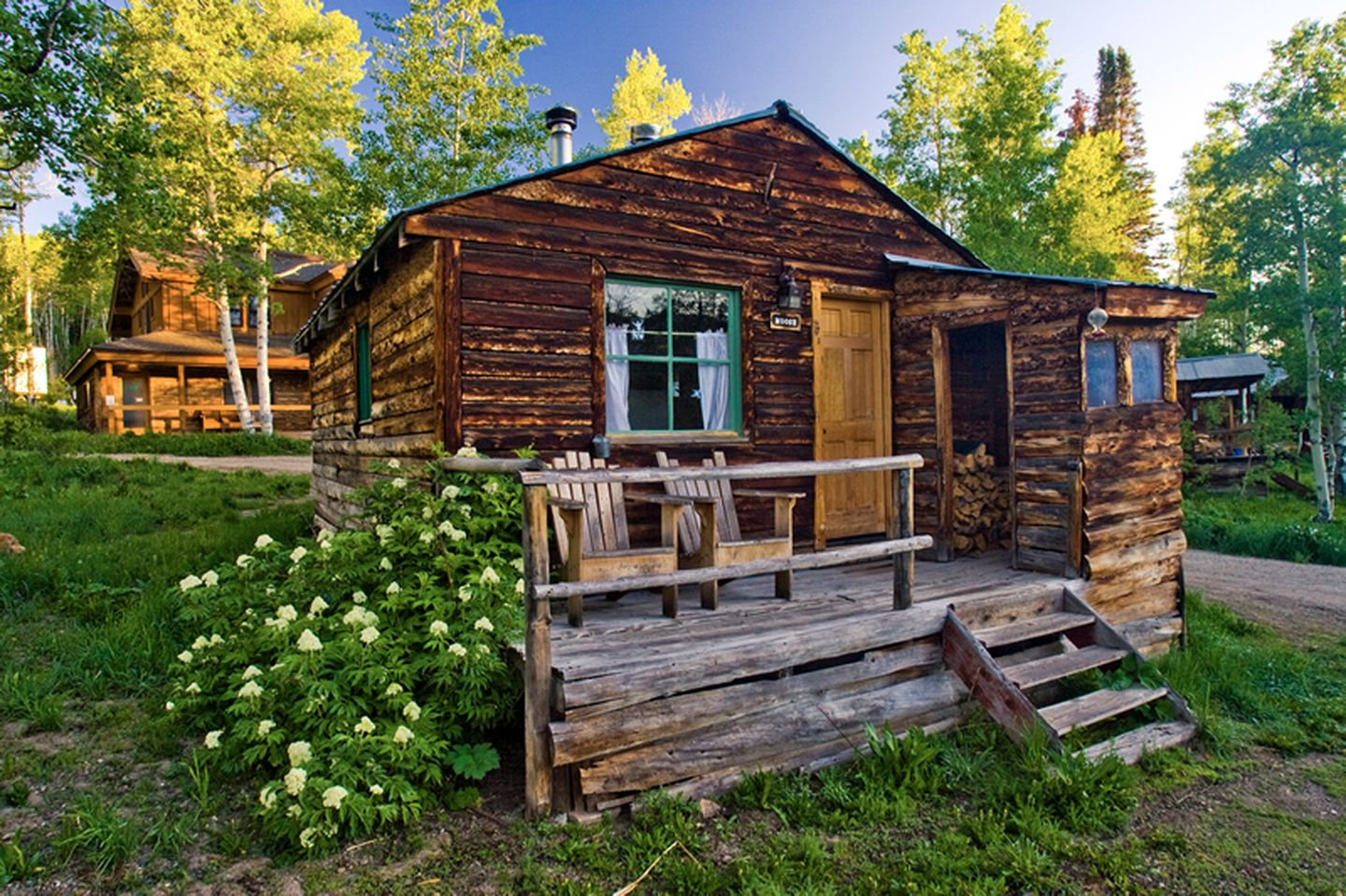 Luxury cabin for rent in Howelsen Hill Ski Area, Colorado