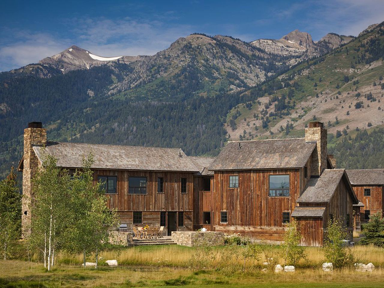 Cabins (Teton Village, Wyoming, United States)