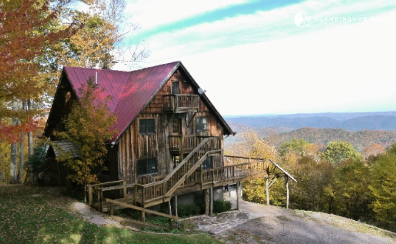 great nice with rentals hickory a luxury new and virginia luray cabins to cabin beams rental holiday sectional floors exposed close cottage log room mountain