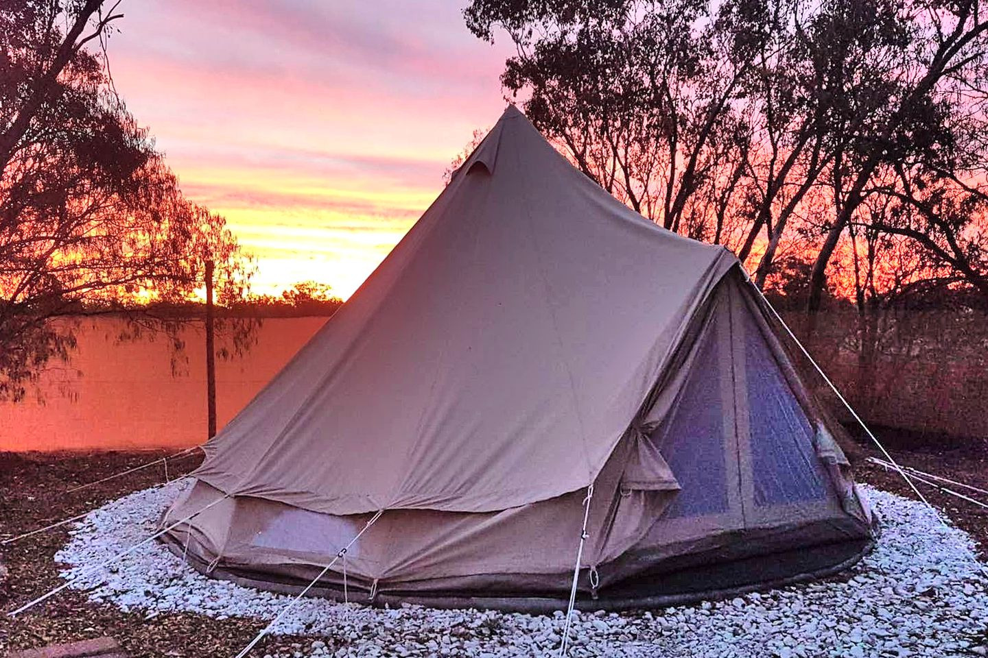 Outback Camping | Romantic Getaways, NSW