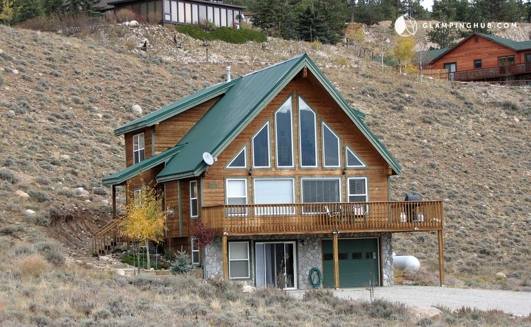 Secluded Cabin Rental In Twin Lakes Colorado