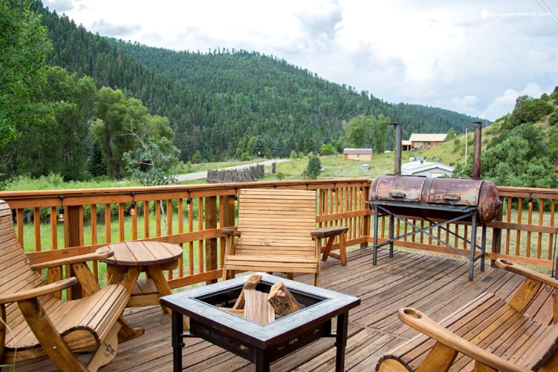 Cabin Near Angel Fire Ski Resort
