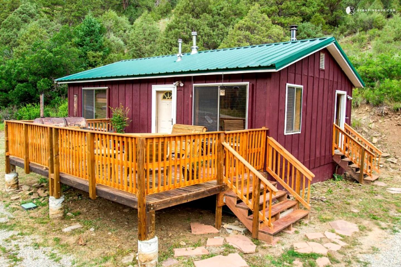 Cabin near angel fire ski resort for Cabins in taos nm
