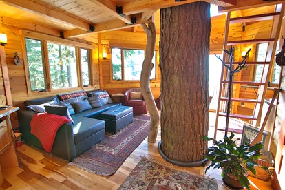 Tree House Rentals In Washington Tree House Hotel Washington State